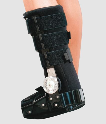 Ортез на голеностопный сустав своими руками